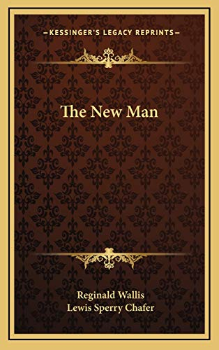 9781169047266: The New Man