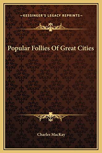 9781169157095: Popular Follies Of Great Cities
