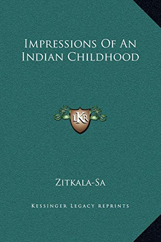9781169157651: Impressions Of An Indian Childhood
