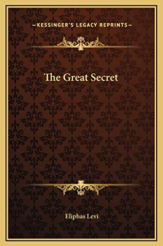 9781169158184: The Great Secret