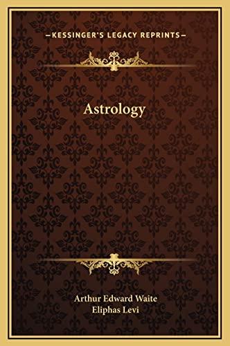 9781169170636: Astrology