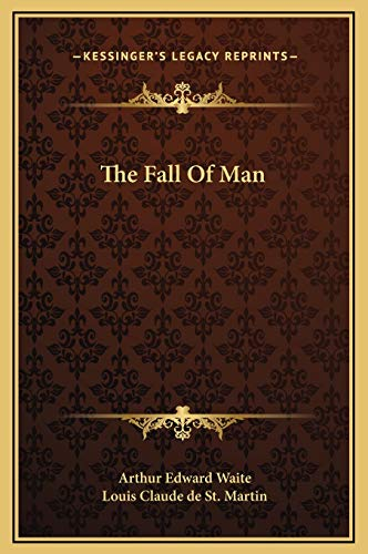 9781169170902: The Fall Of Man