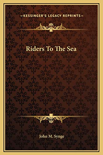9781169173798: Riders To The Sea