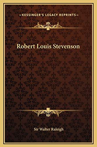 9781169174283: Robert Louis Stevenson