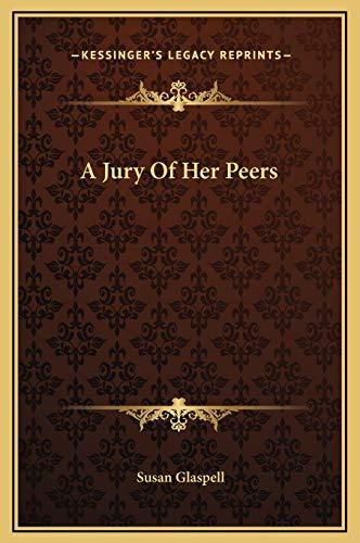 9781169181212: A Jury Of Her Peers