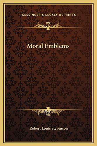 9781169181830: Moral Emblems