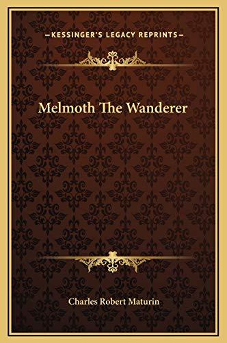 9781169190375: Melmoth the Wanderer