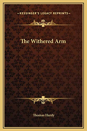 9781169190719: The Withered Arm