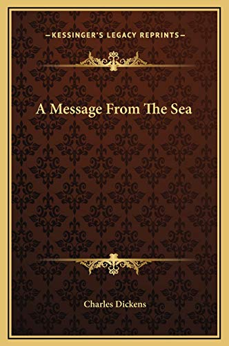 9781169190795: A Message From The Sea