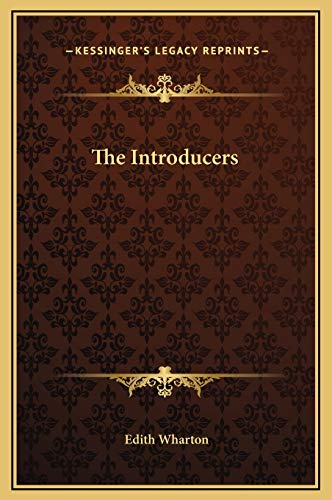 The Introducers (1169191134) by Edith Wharton