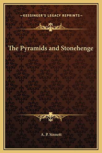 9781169192508: The Pyramids and Stonehenge