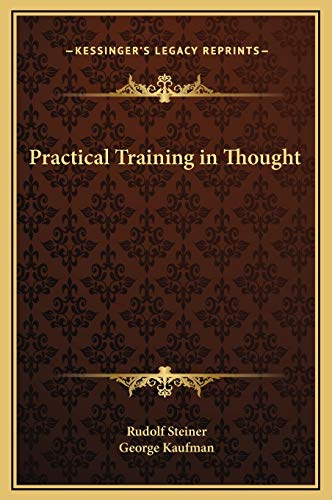 9781169193444: Practical Training in Thought
