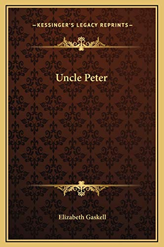9781169193901: Uncle Peter