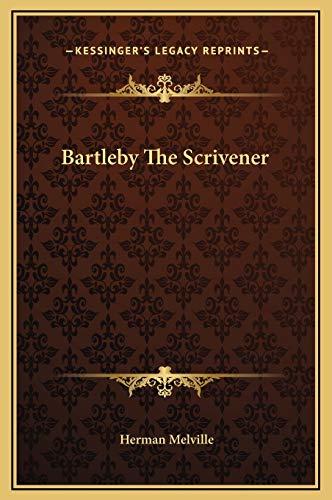 9781169195295: Bartleby The Scrivener