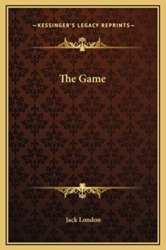 9781169195622: The Game