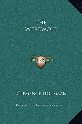 9781169196216: The Werewolf