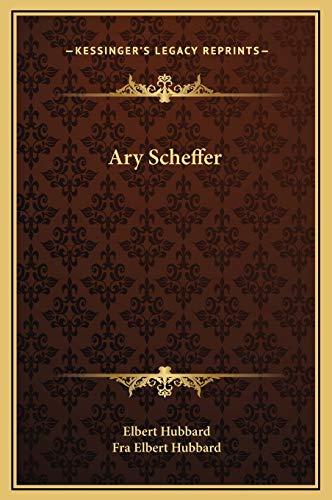 9781169196971: Ary Scheffer