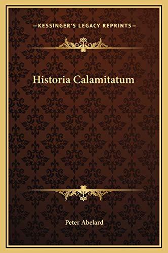 9781169198098: Historia Calamitatum