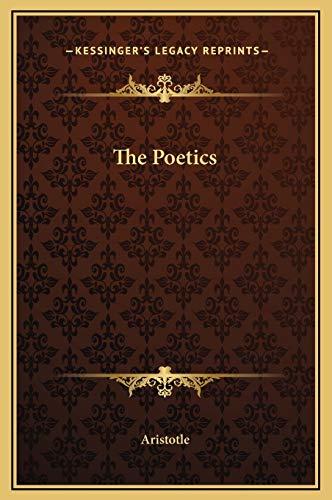 9781169200371: The Poetics
