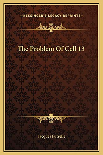 9781169200388: The Problem Of Cell 13
