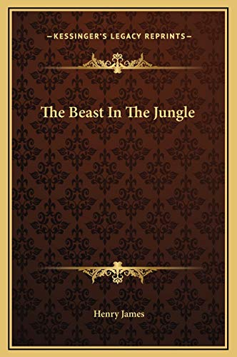 9781169201767: The Beast in the Jungle