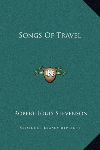 9781169207219: Songs of Travel