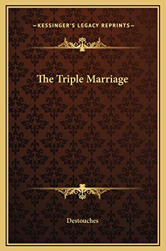 9781169207554: The Triple Marriage