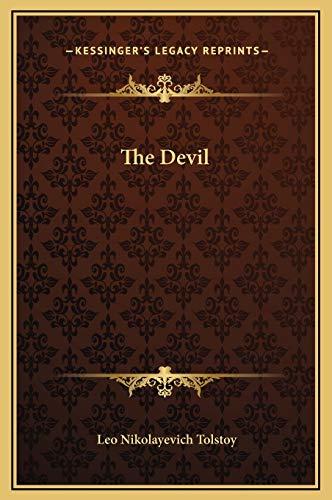 9781169208964: The Devil