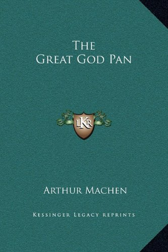 9781169208971: The Great God Pan