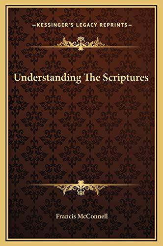 9781169209480: Understanding The Scriptures