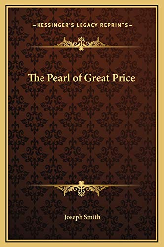 9781169219892: The Pearl of Great Price