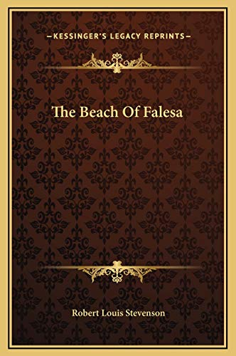 9781169220072: The Beach Of Falesa