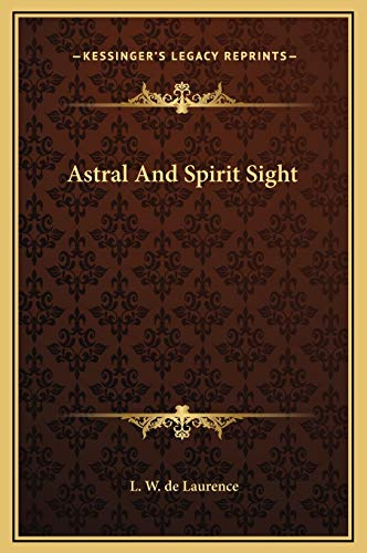 9781169224254: Astral And Spirit Sight