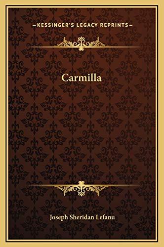 9781169227385: Carmilla