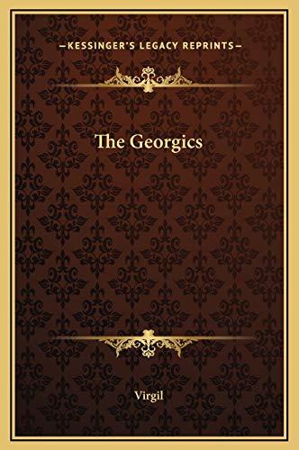9781169227576: The Georgics