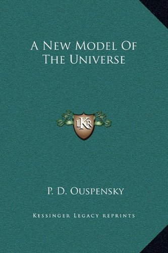 9781169228184: A New Model of the Universe