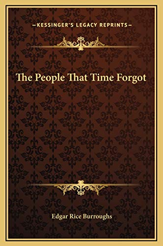 9781169230224: The People That Time Forgot