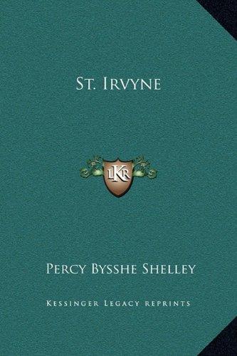 9781169232440: St. Irvyne