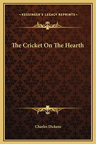 9781169232495: The Cricket On The Hearth