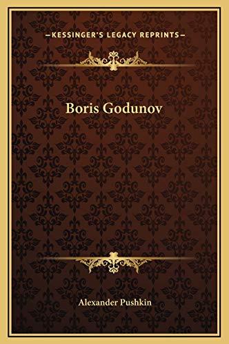 9781169235007: Boris Godunov