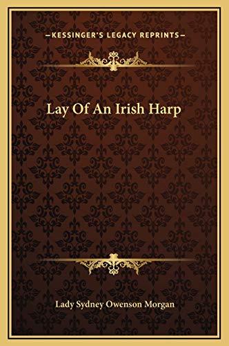 9781169235809: Lay Of An Irish Harp