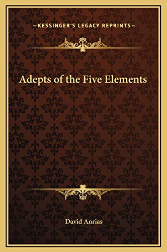 9781169238503: Adepts of the Five Elements