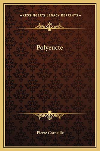9781169241848: Polyeucte