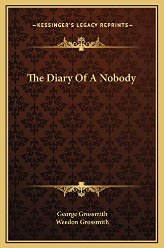 9781169241909: The Diary Of A Nobody