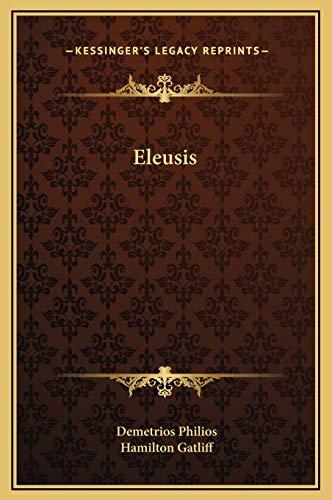 9781169243101: Eleusis