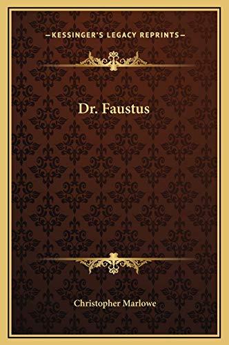 9781169244214: Dr. Faustus