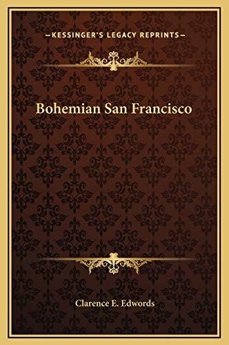 9781169246577: Bohemian San Francisco