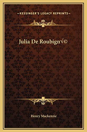 9781169248595: Julia De Roubigné