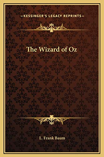 The Wizard of Oz (9781169249516) by L. Frank Baum