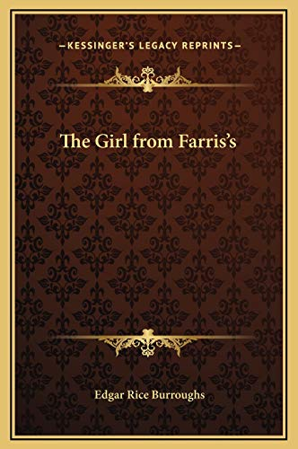 9781169250369: The Girl from Farris's